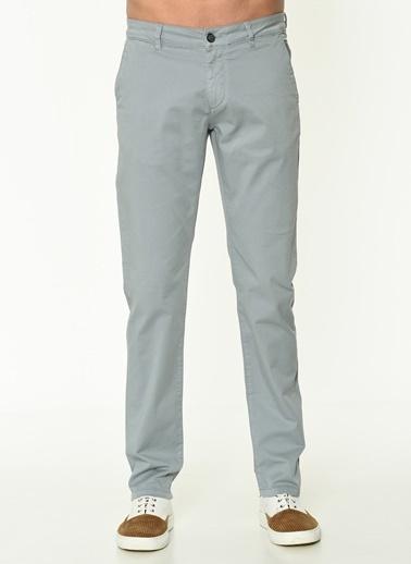 George Hogg Erkek 7004642 Slim Fit Casual Pantolon Mavi